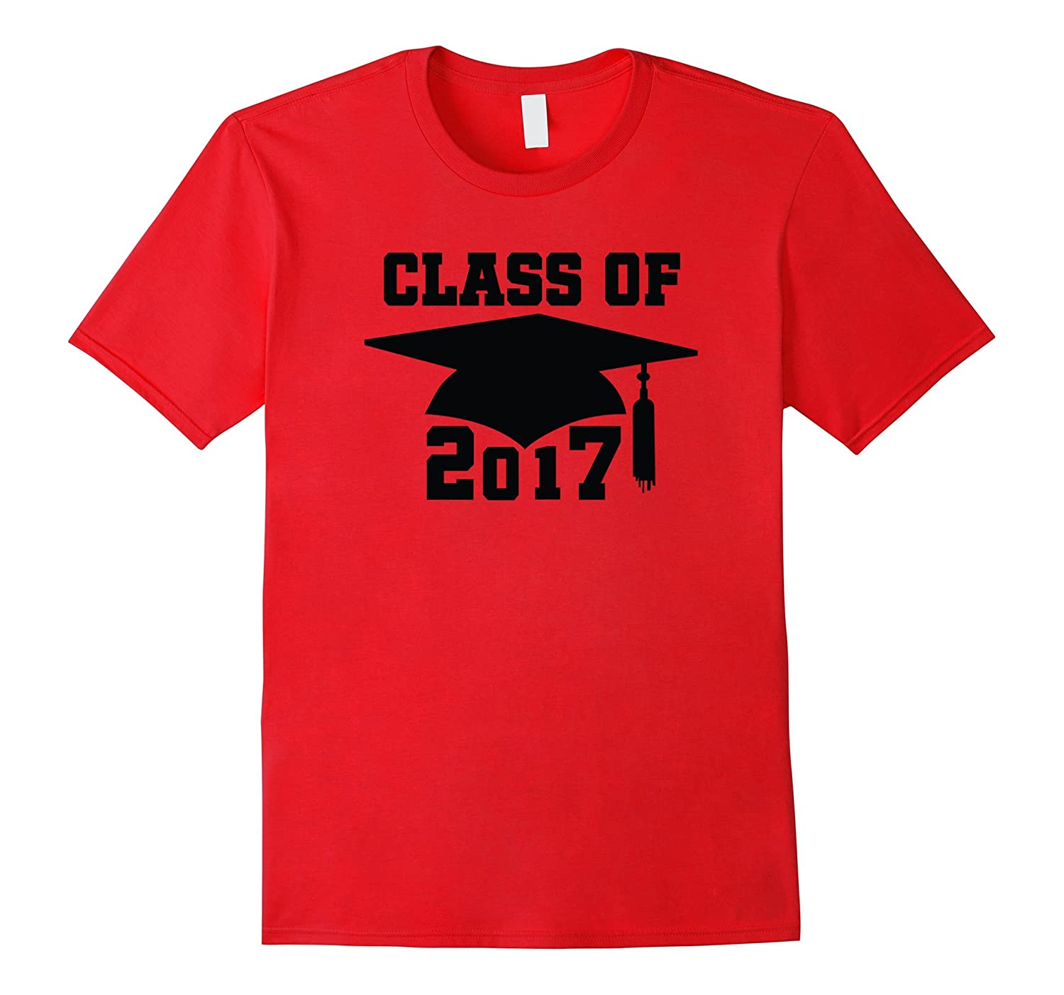 2017 School T-shirt Senior Class Graduation Gift Tee Idea-CL