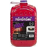 Toyotomi Max Combustibile Super Puro per Stufe Portatili, Viola, 18 litri