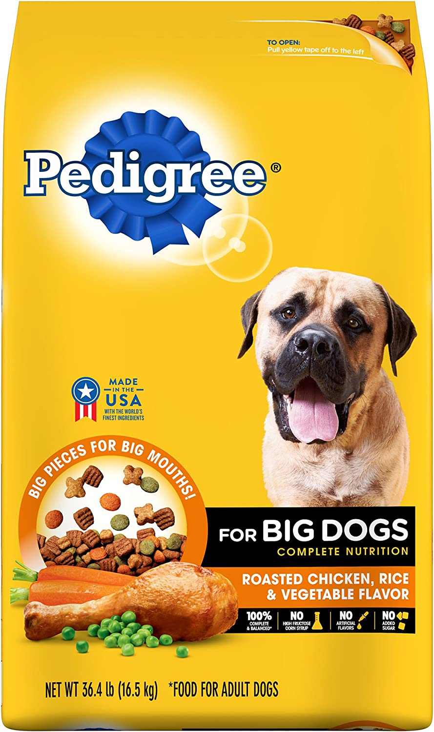Pedigree Large Breed Adult Dry Dog Food