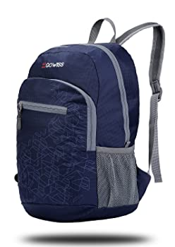 Gowiss Backpack - Rated 20L / 33L- Most Durable Packable Convenient Lightweight Travel Backpack Daypack - Waterproof,Ultralight and Handy - Lifetime Warranty