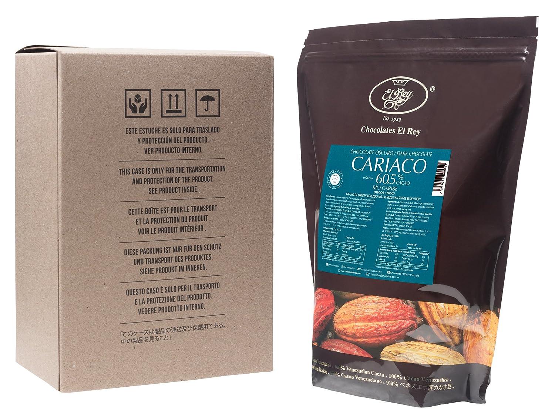 Amazon.com : Special Reserve 60.5% Cariaco Chocolate Discos ...