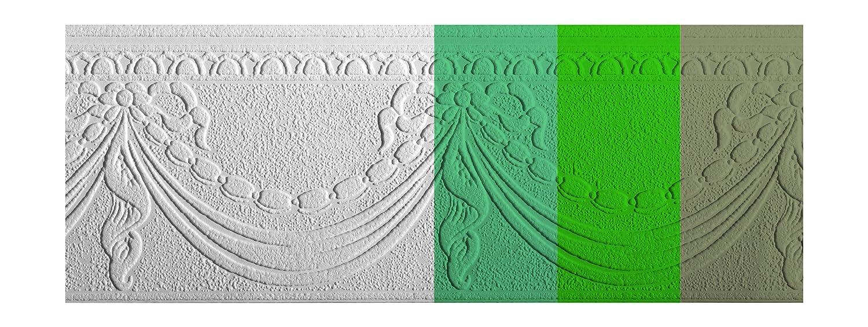 Patent Decor Borte in weiß (zum Überstreichen) (Nr. 6001-8361) n.a. PT1836B