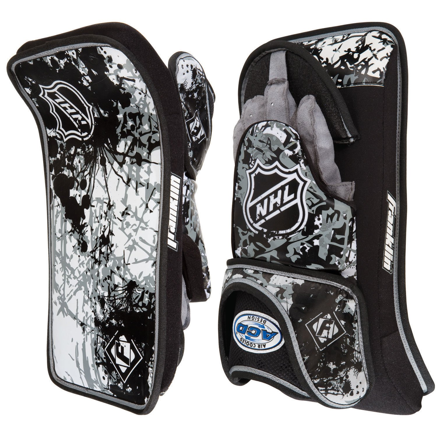 Franklin Sports NHL Senior SX Pro GB 1400 Goalie Blocker