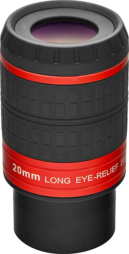 14mm Orion LHD 80-Degree Lanthanum Ultra-Wide Eyepiece