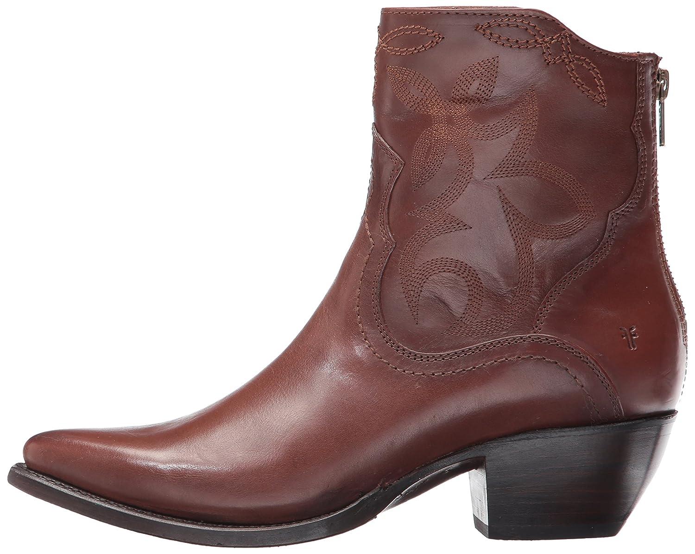 FRYE Women's Shane Embroidered Short B(M) Western Boot B01BNWQDZY 7.5 B(M) Short US Whiskey 66ce78