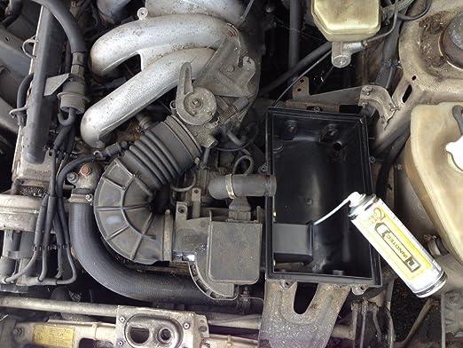 INNOTEC Turbo Clean - Set de Limpieza para Todos los Motores turbodiésel: Amazon.es: Coche y moto