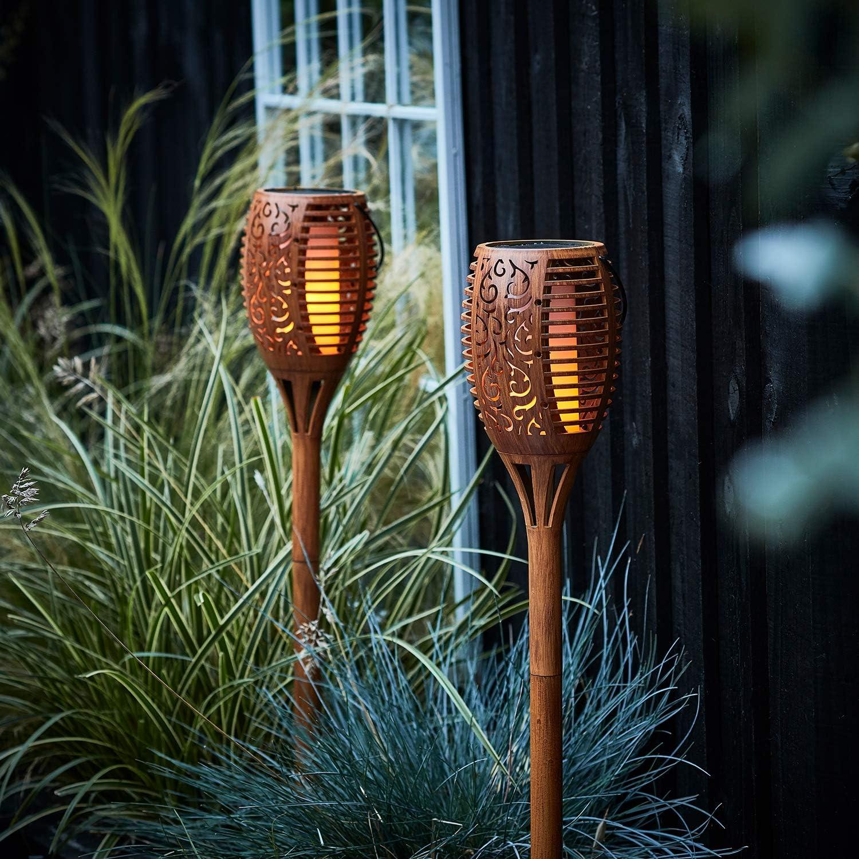 Bamboo lights | indoor outdoor lights