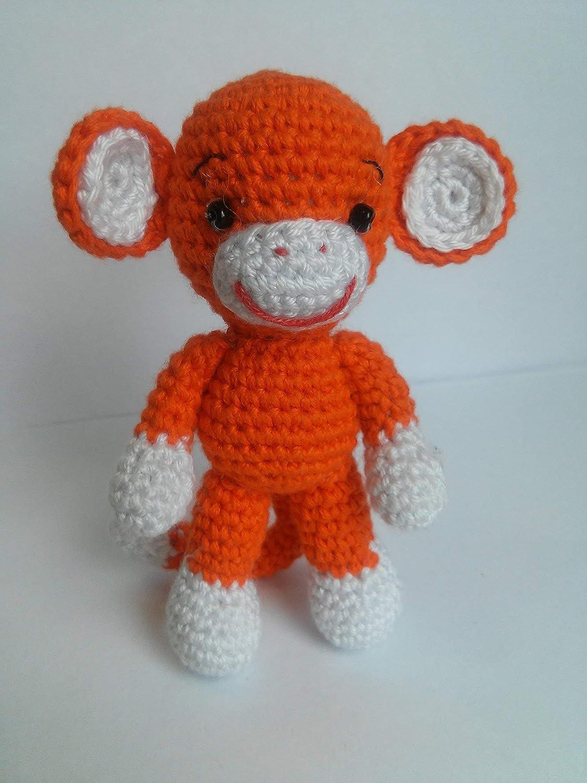Ravelry: little monkey pattern by ternura amigurumi | 1500x1125