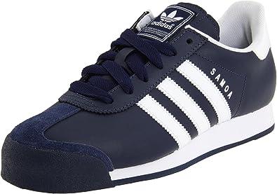 Samoa Leather Retro Sneaker