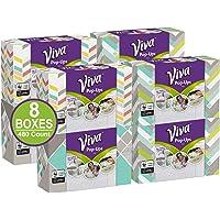Viva Pop-Ups Paper Towel Dispenser (White, 480 Sheets)