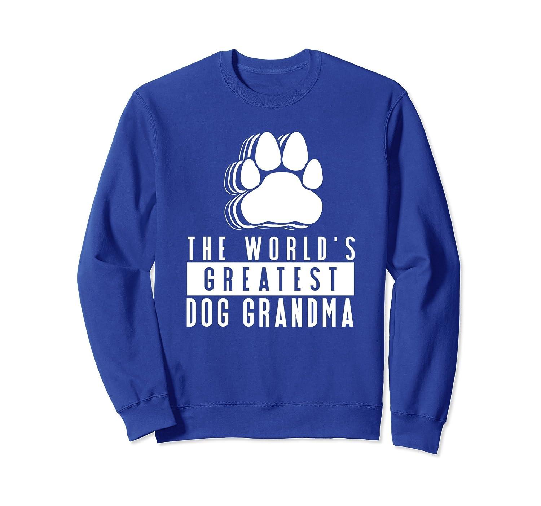 afae7e07e Dog Grandma Sweatshirt – Grandma Mothers Day Gift-Colonhue ...