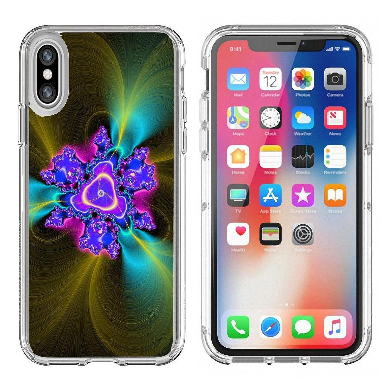 Amazon Com Msd Apple Iphone X Clear Case Soft Tpu Rubber