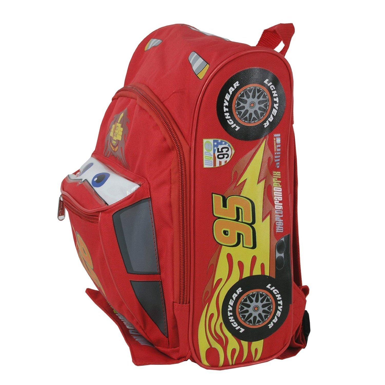 ce4072ca357 Disney Cars Mini Toddler Backpack W