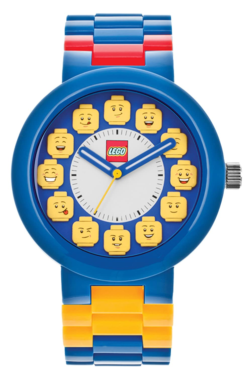 LEGOアダルトウォッチ。 Fan Club Blue B012MRUP4O Fan Club Blue Fan Club Blue -