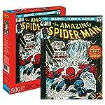 Aquarius Marvel Spider-Man Cover 500 pc Puzzle