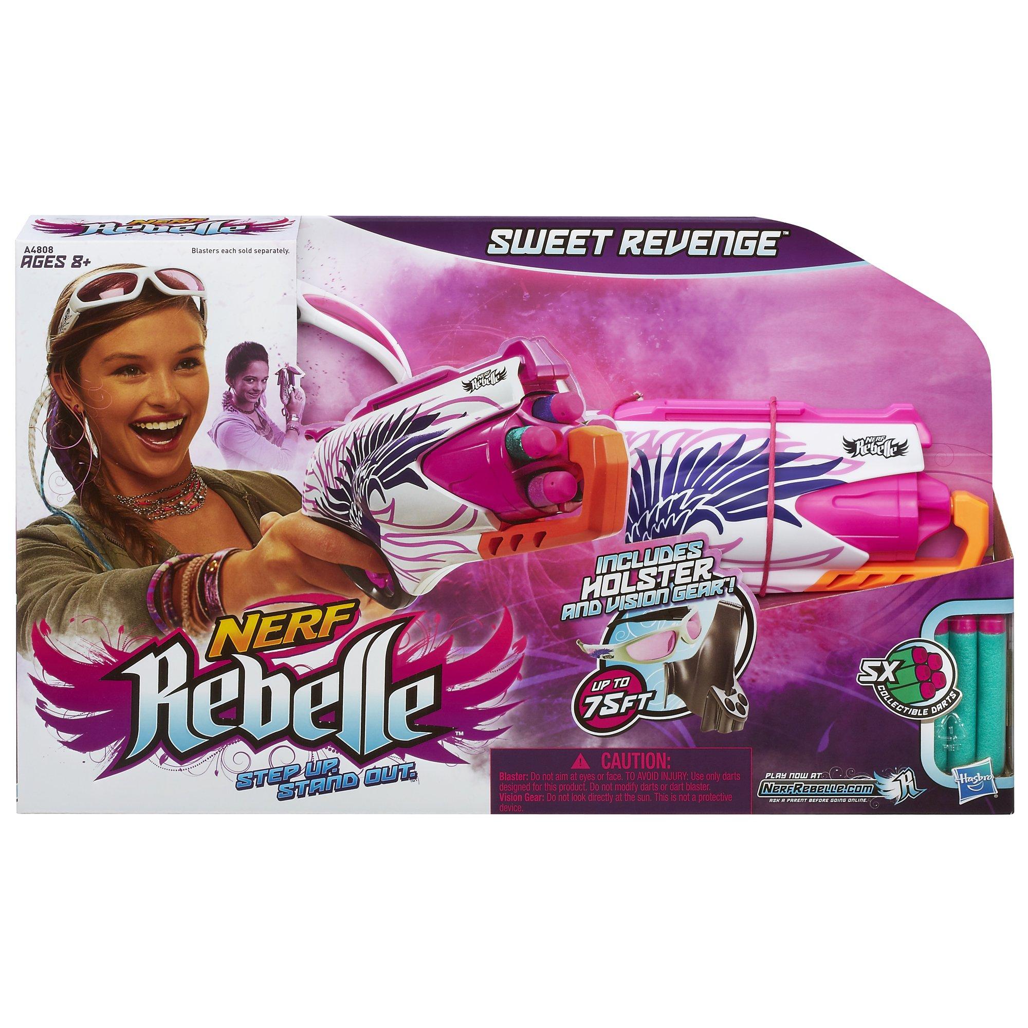 Hasbro Nerf Rebelle Sweet Revenge Dart Kit by Hasbro (Image #2)