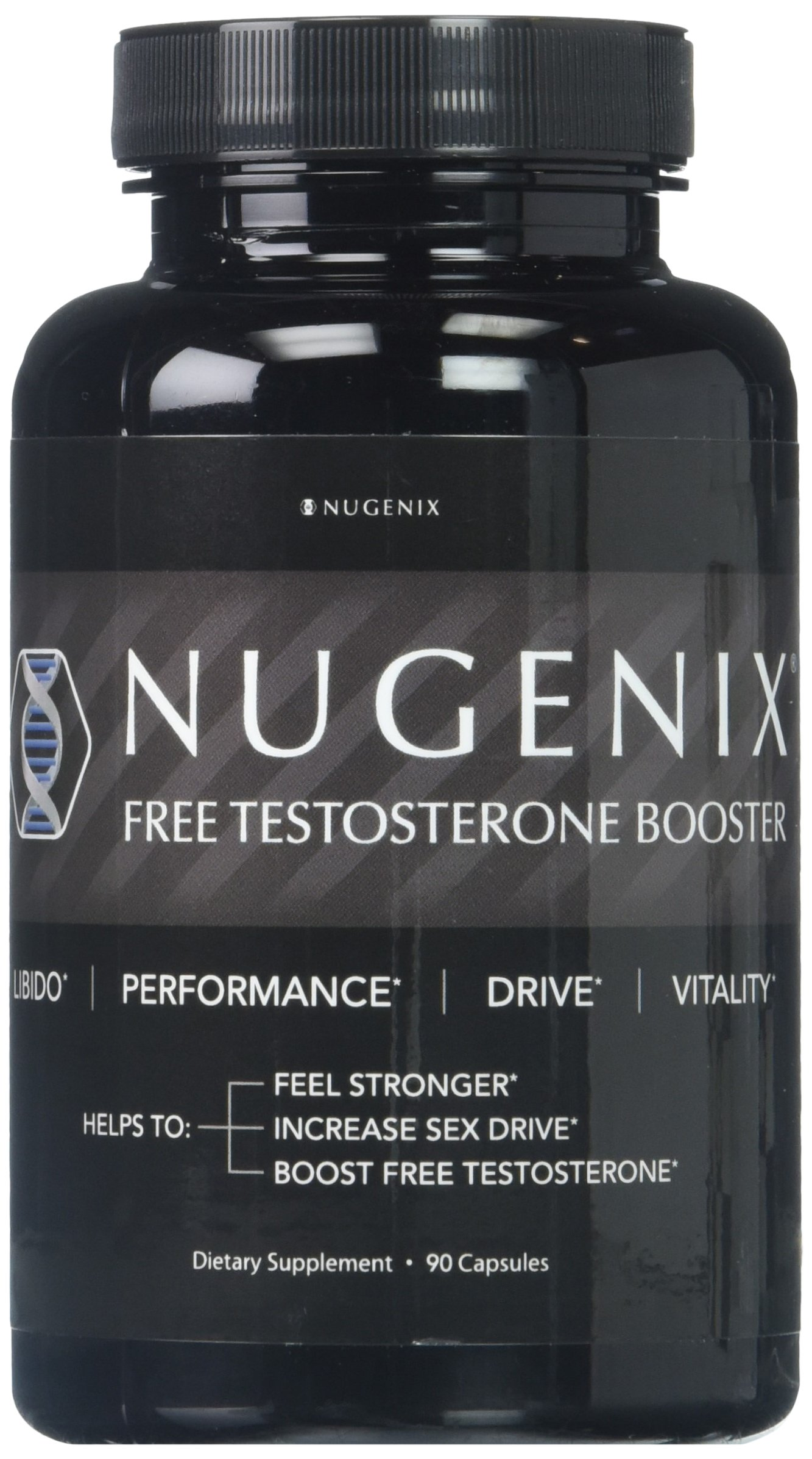 Nugenix Ultimate Testosterone Dietary Supplement 3 Count - Buy Online in UAE. Hpc Products in