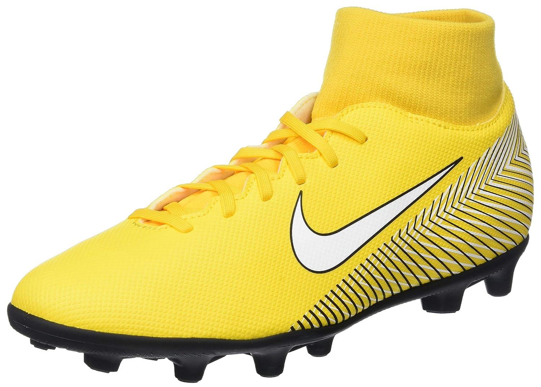 Nike Superfly 6 Club NJR FG//MG Zapatillas de F/útbol Unisex Adulto, 45 EU Amarillo//White//Black 710