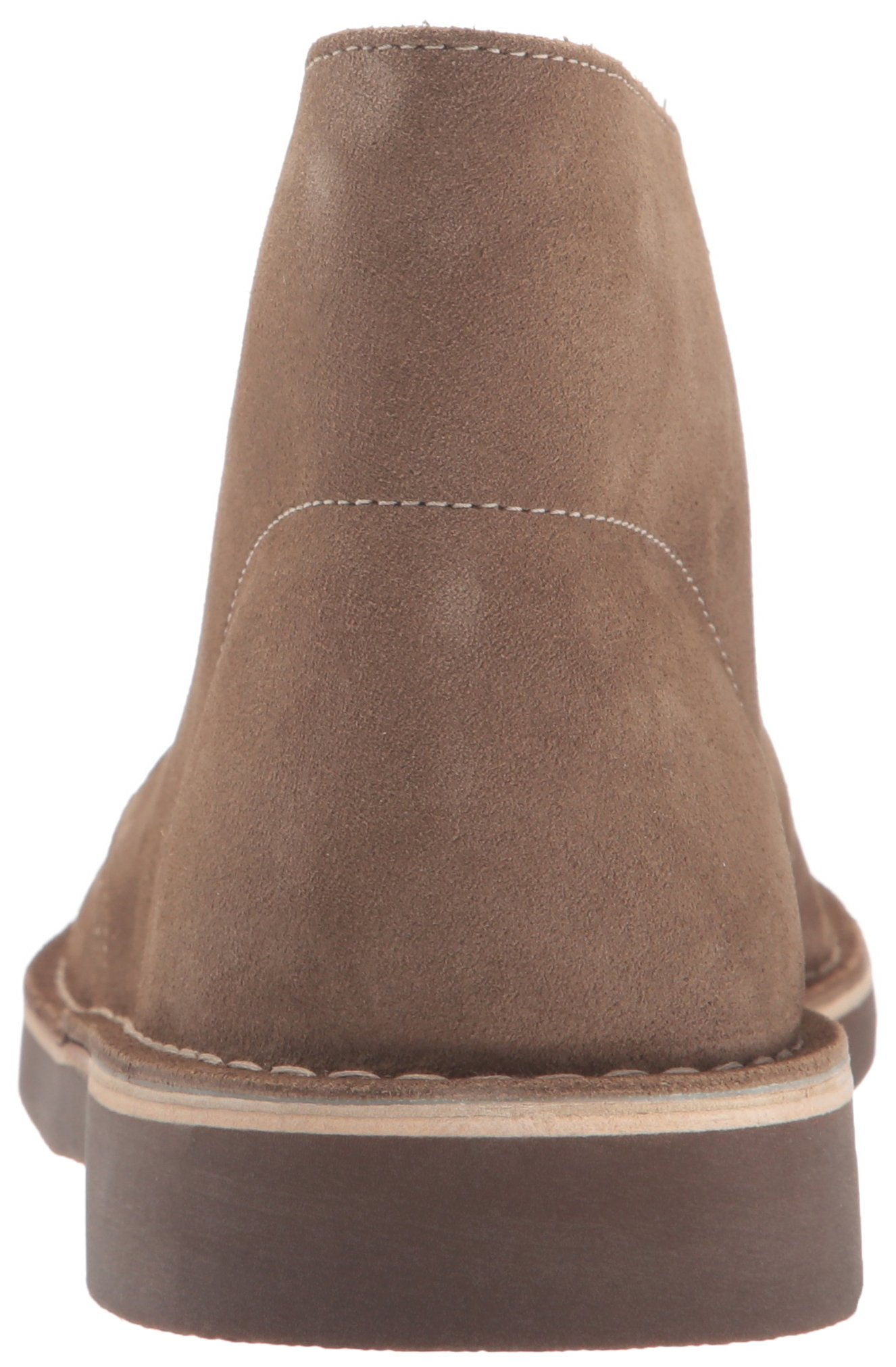 Clarks Men's Bushacre 2 Chukka Boot,Sand Sable,10 M US by CLARKS (Image #2)