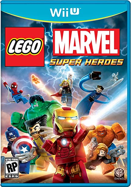 Amazon.com: LEGO: Marvel Super Heroes - Nintendo Wii U: Whv Games ...