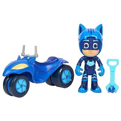PJ Masks Super Moon Adventure Space Rover - Catboy: Toys & Games