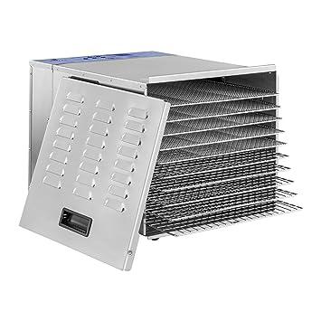 Royal Catering - RCDA-1000/10S - Deshidratador de alimentos - 1.000 W -