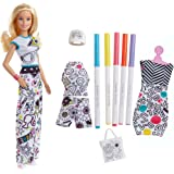 Barbie Color-in Fashion