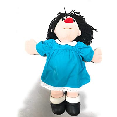 The Big Comfy Couch Molly Plush Doll: Toys & Games