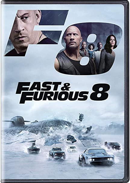 Fast And Furious8