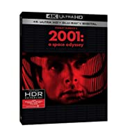 2001: A Space Odyssey 4K UHD Blu Ray Deals