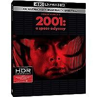 2001: A SPACE ODYSSEY (4K UHDBD) [Blu-ray]