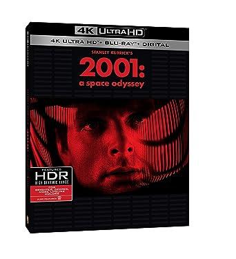 Amazon com: 2001: A SPACE ODYSSEY (4K UHDBD) [Blu-ray]: Movies & TV