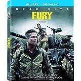 Fury (Bilingual) [Blu-ray + UltraViolet]