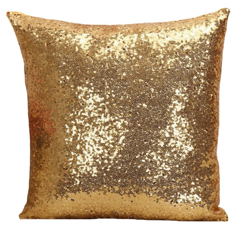 Multi-size Glitter Sequin Throw Pillow Cover Sham Case LivebyCare Cushion Covers Pattern Zipper Pillowslip Pillowcase For Decor Decorative Play Study Room SYNCHKG117452