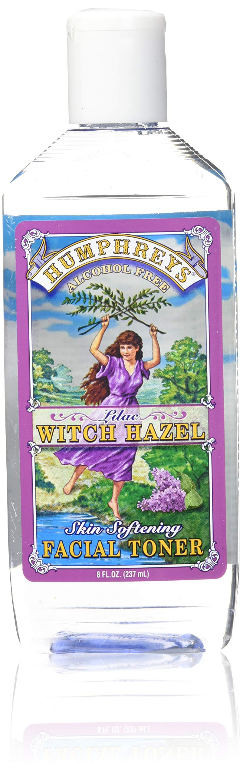 Humphrey's Homeopathic Remedy Lilac Witch Hazel Facial Toner - 8 fl oz