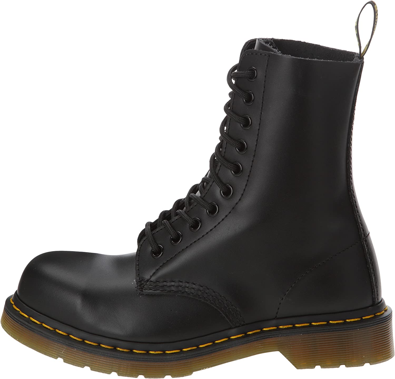 dr martins steel toe boots