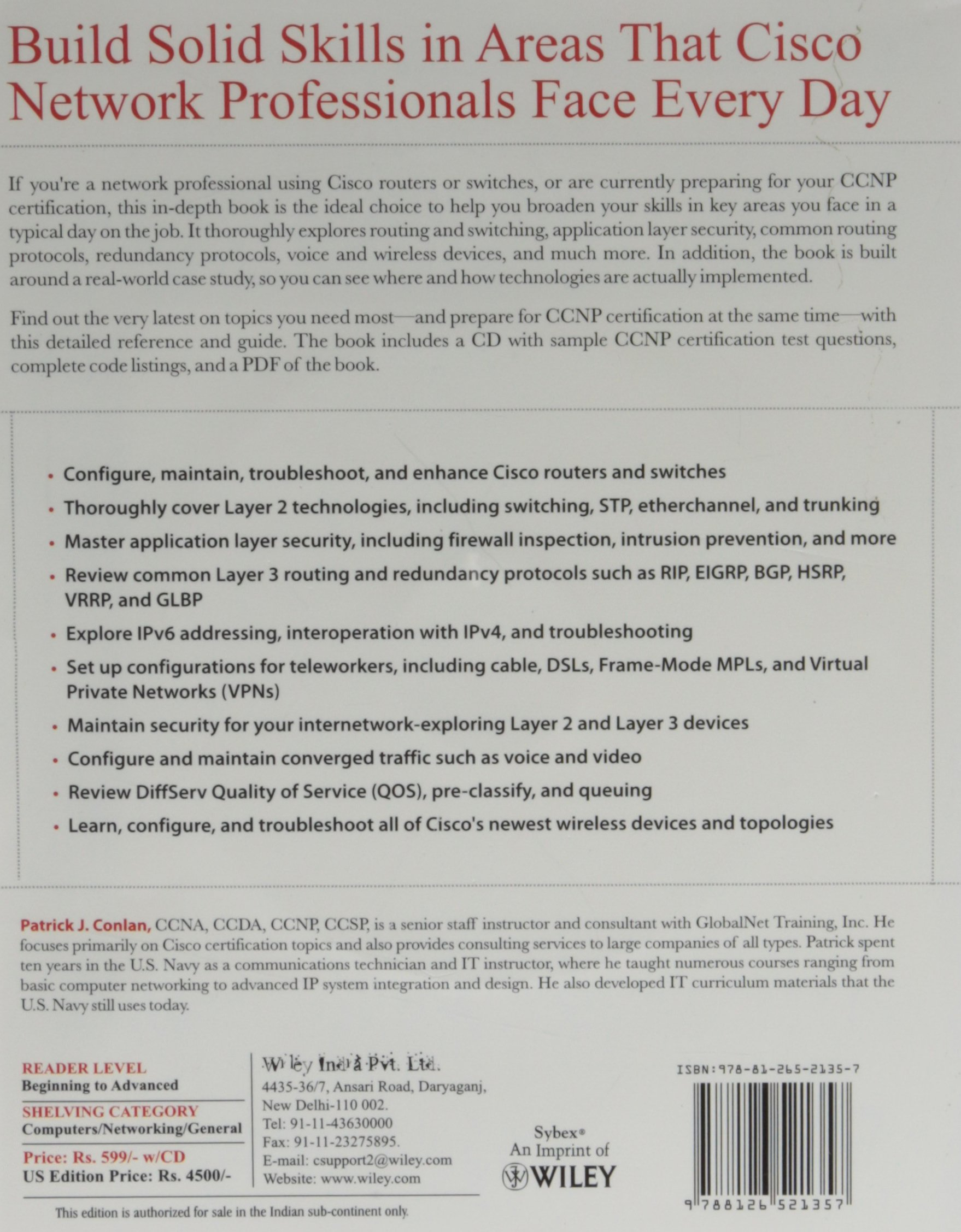 Buy Cisco Network Professionals Advanced Internetworking Guide