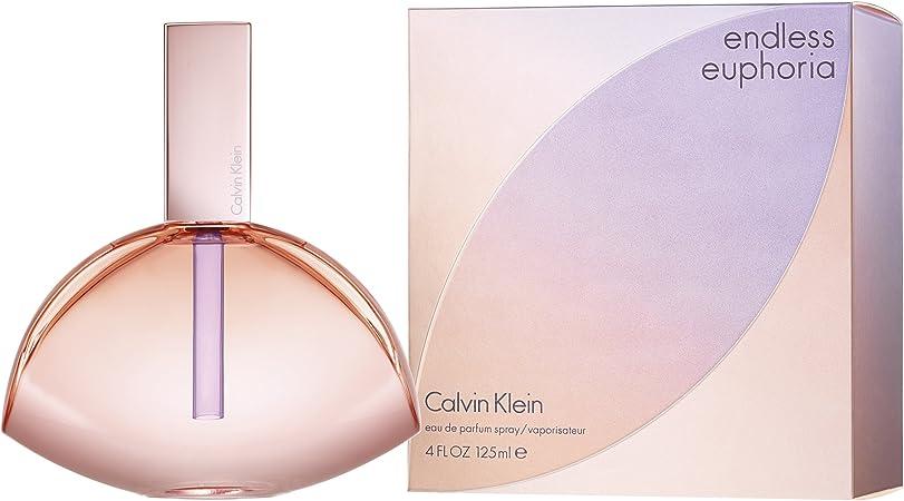 Calvin Klein Endless Euphoria 125ml - eau de parfum (Mujeres, 125 ml): Amazon.es: Belleza