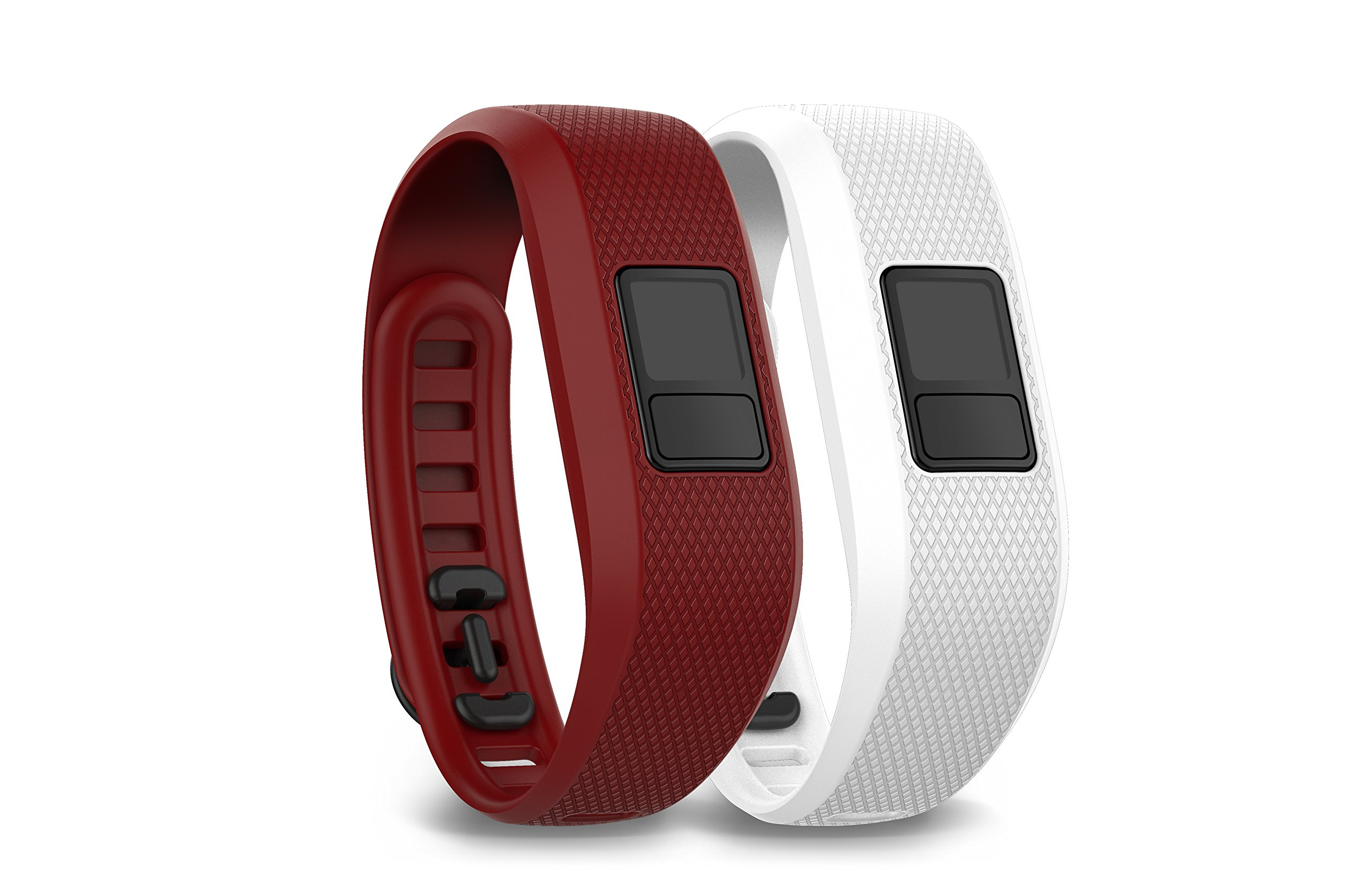 Garmin vívofit 3 Accessory Bands - Marsala/White by Garmin