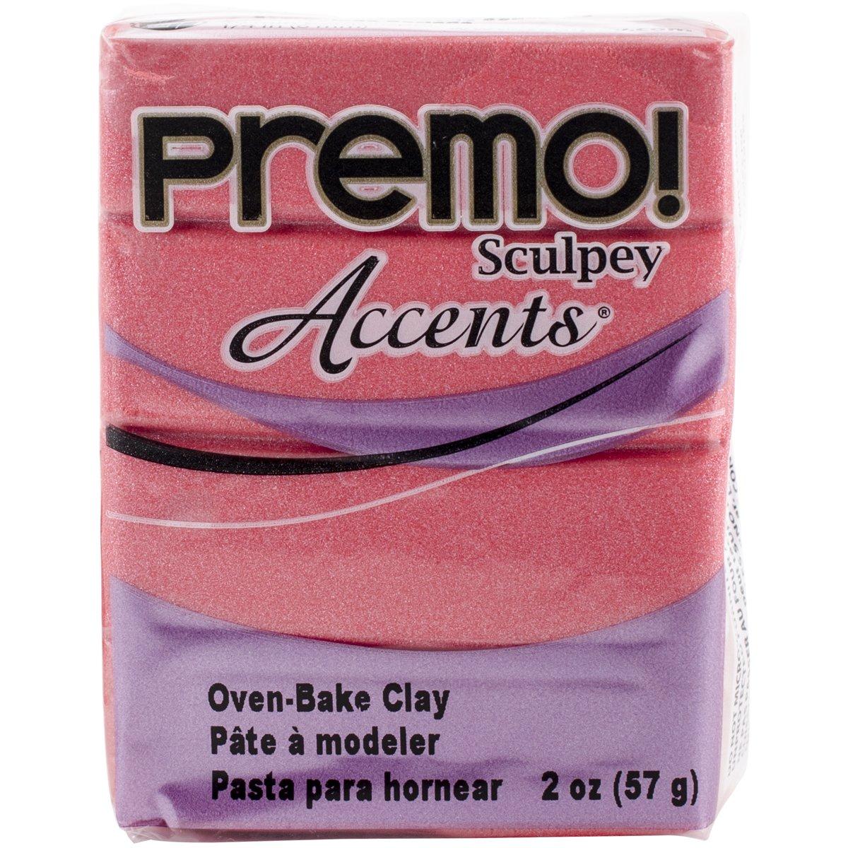 Sculpey Premo Accents Sunset Pearl