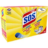 S.O.S. Steel Wool Soap Pads