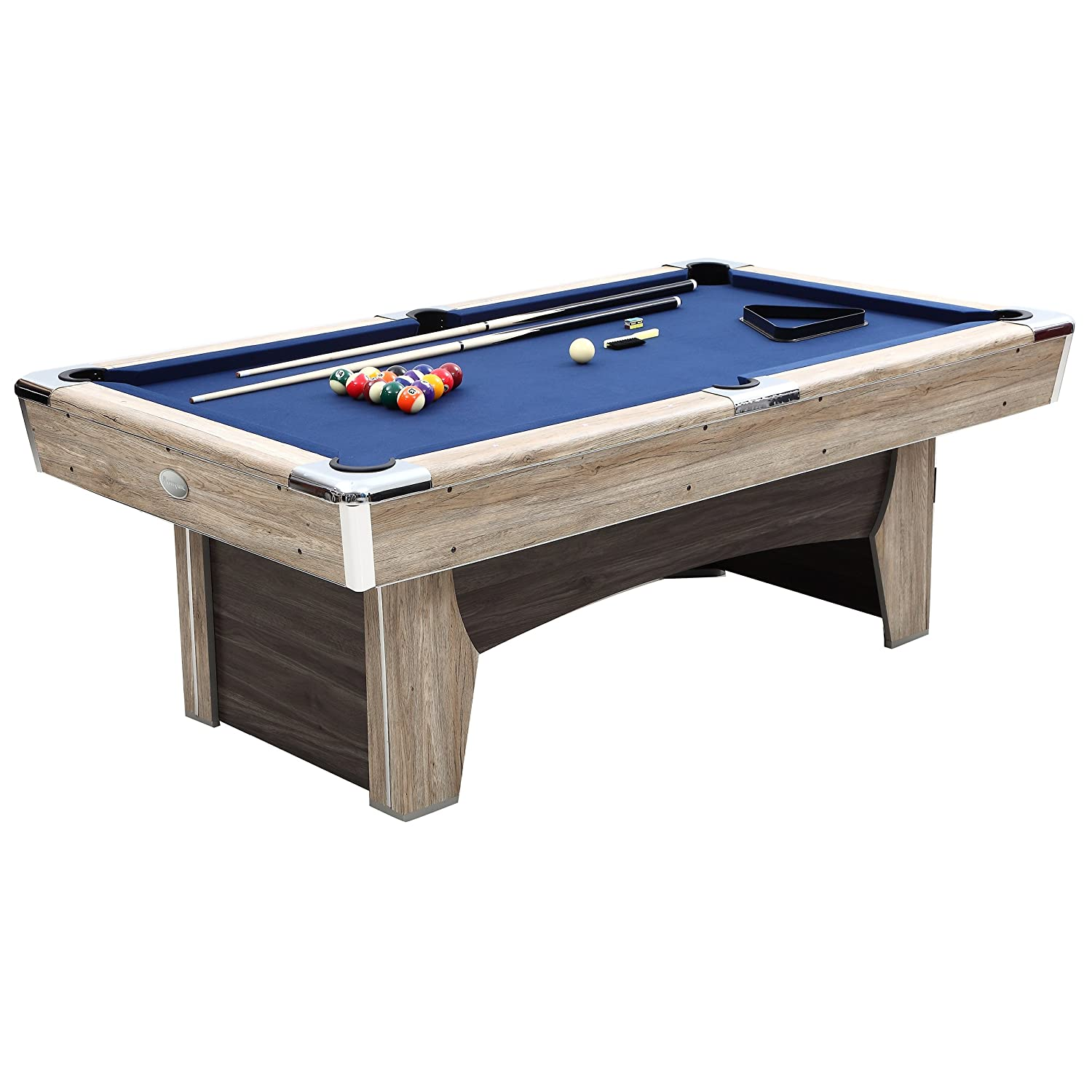 Pool table legs accessories for sale - Amazon Com Harvil Beachcomber Pool Table 84 Inches With Free Complete Accessories Set Sports Outdoors