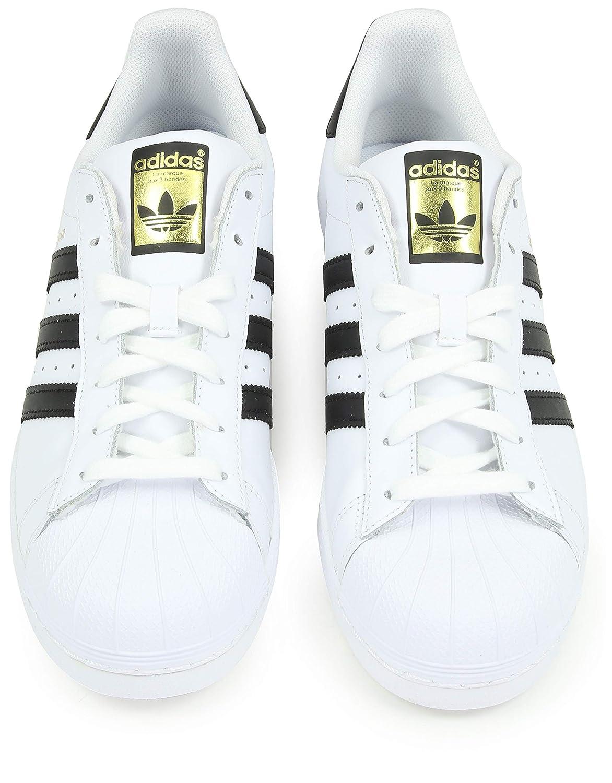 3366dbed4aa Adidas Superstar-C77124 Zapatillas para Hombre  Amazon.com.mx  Ropa ...