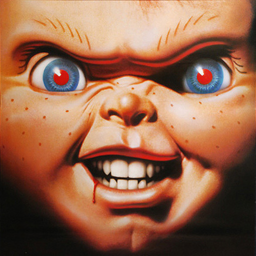 Doll killer CHUCKY adventure game - -