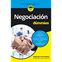 Negociación para Dummies (Volumen independiente)