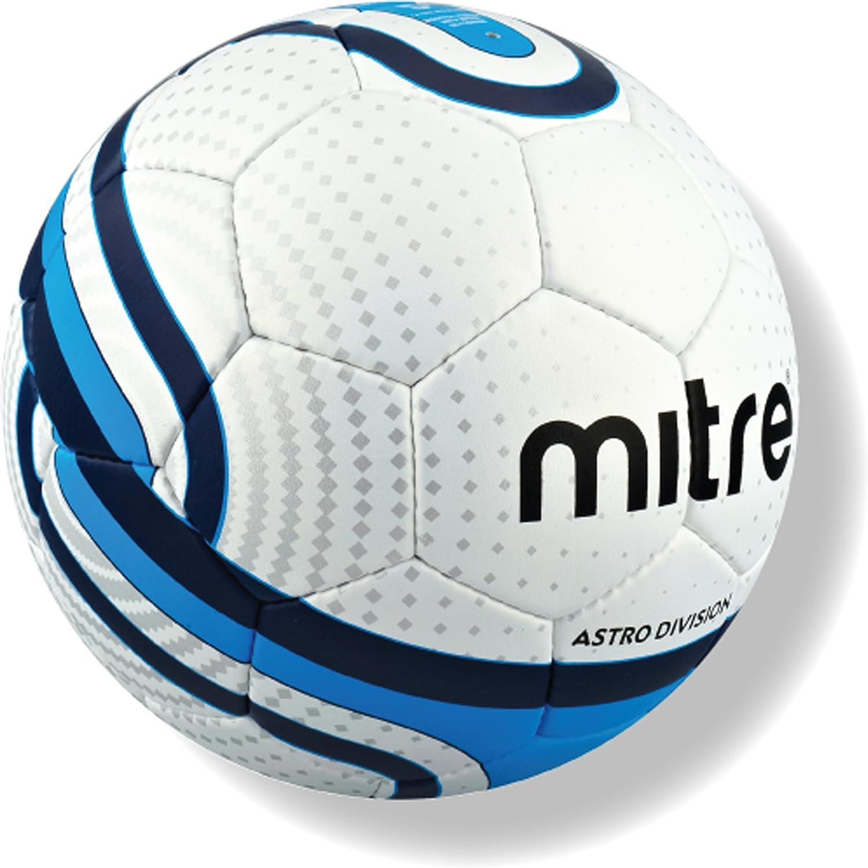 Mitre Astro Division - Balón de fútbol profesional, color blanco ...