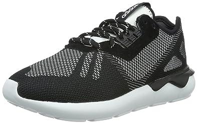brand new 9f815 7427b ... get adidas mens tubular runner weave running shoes schwarz core black  ftwr white 3eedb 38478