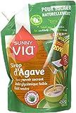 Sunny Via Sirop d'Agave Doypack 450 g - Lot de 2