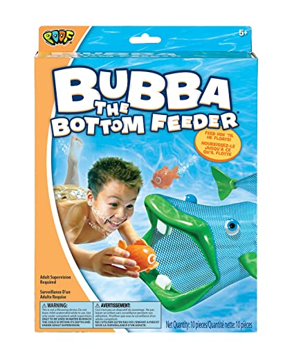 Bubba and the bottom