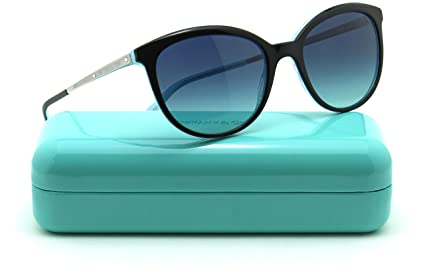 Amazon.com: Tiffany & Co. TF 4117b Mujeres anteojos de sol ...